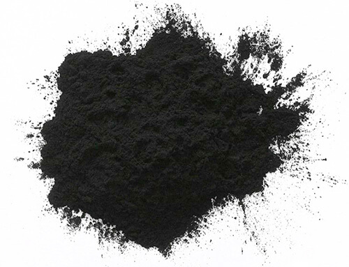 Decolorization activated carbon