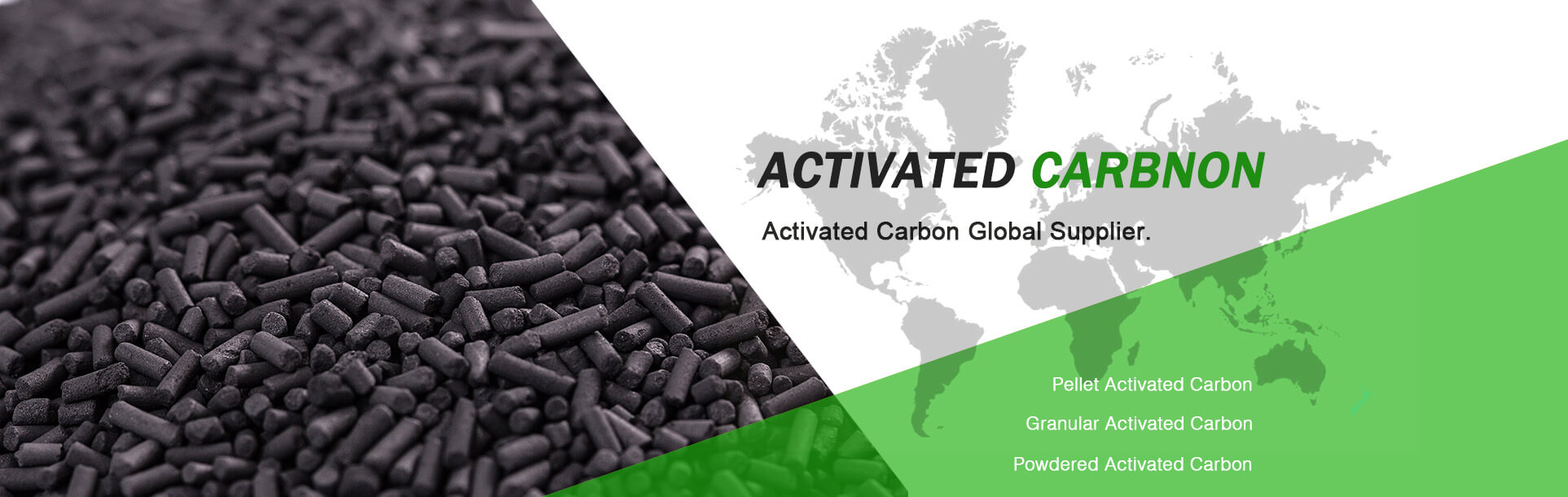 Coconut shell pellet activated carbon