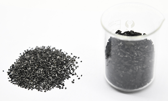 activated carbon impregnated